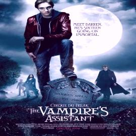 Cirque du Freak The Vampires assistant 2009 DVDRip - Strani film
